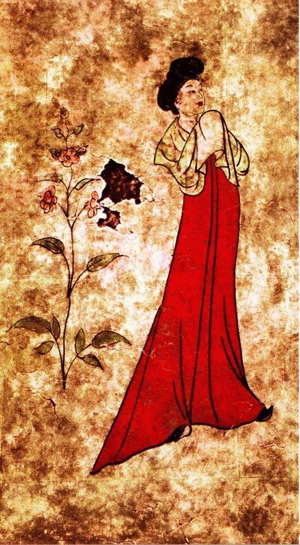 古代石榴裙竟如此美艷,那么如何優雅地拜倒在石榴裙下?
