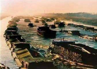 隋煬帝?為什么要開鑿大運河?他的目的是什么呢?