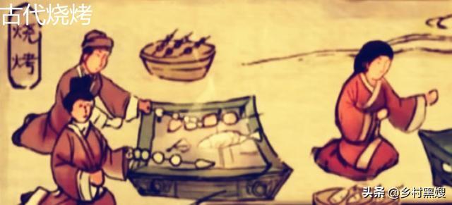 古人吃什么?从茹毛饮血到选择困难,一口气搞懂古代饮食发展