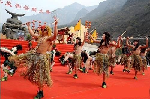 彭山景区吃酒节为什么要祈神祷雨?