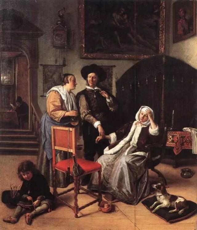 十七?#20848;?#23612;德兰风俗画中的医学历史 | 协和八·医学史