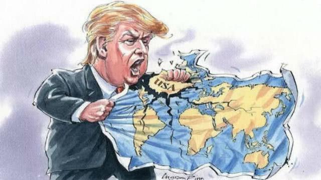 假設縱橫家張儀生在現代美國,成為國家重臣,多半會一怒辭職